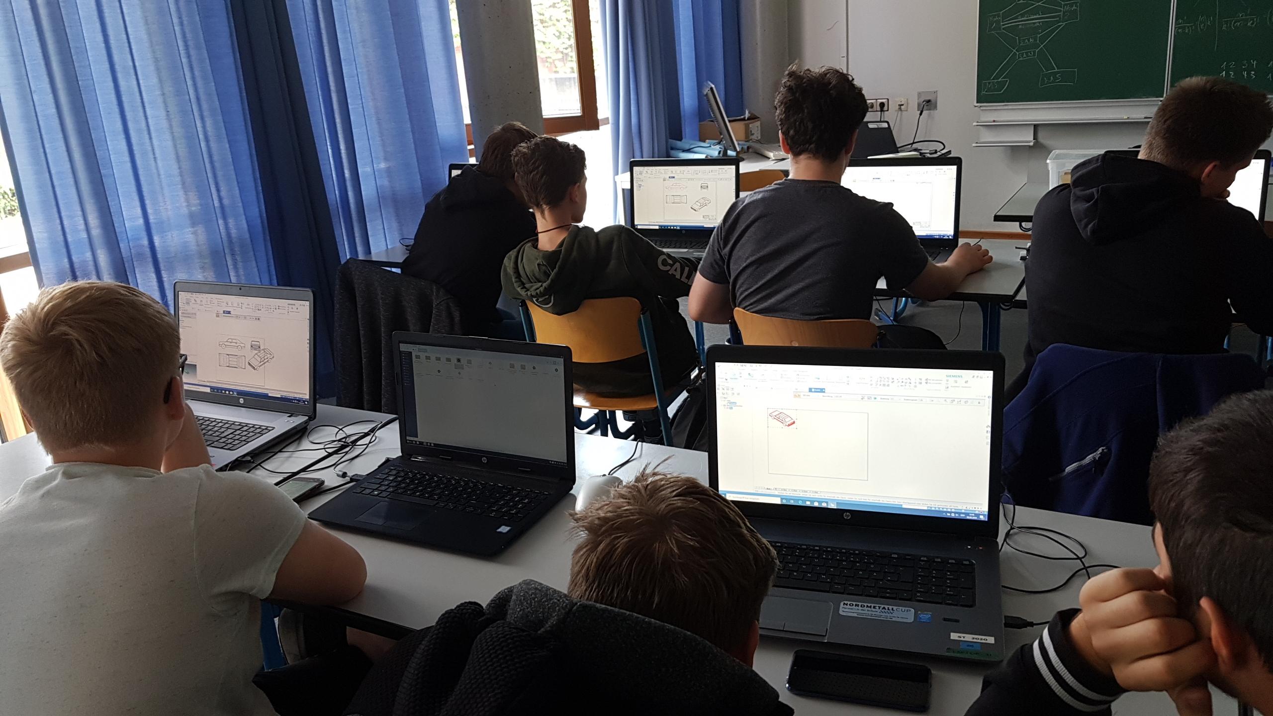 Formel 1 in schools - DQI